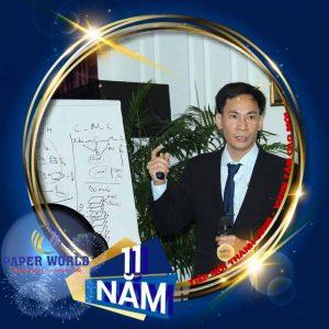 Mai Quốc Bình - CEO Thế Giới Giấy