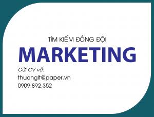 Thế Giới Giấy Tuyển Dụng Chuyên Viên Digital Marketing