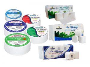 Tổng hợp các loại giấy vệ sinh có mặt trên thị trường